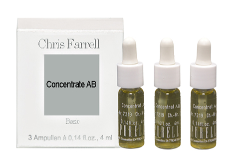 Concentrate AB 3x4ml