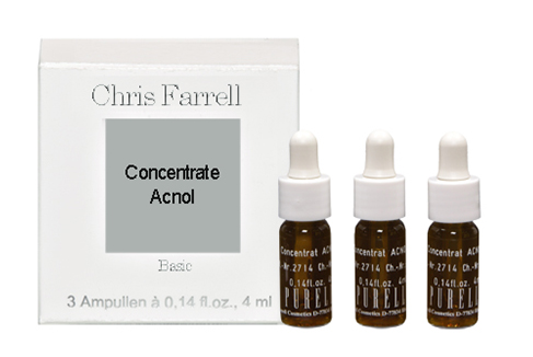 Concentrate Acnol 3x4ml