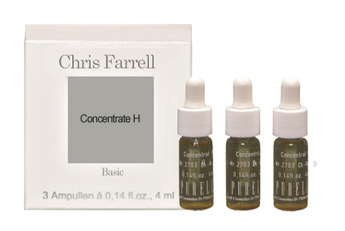 Concentrate H 3x4ml