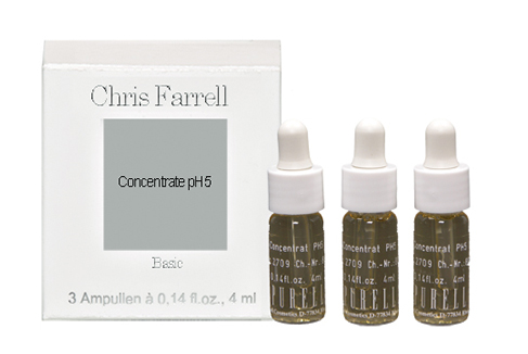 Concentrate pH 5 3x4ml
