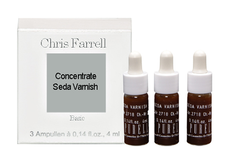 Concentrate Seda Varnish 3x4ml