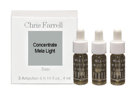 Concentrate Mela Light 3x4ml
